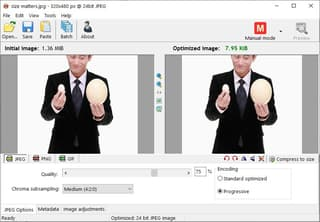 riot tool image compression